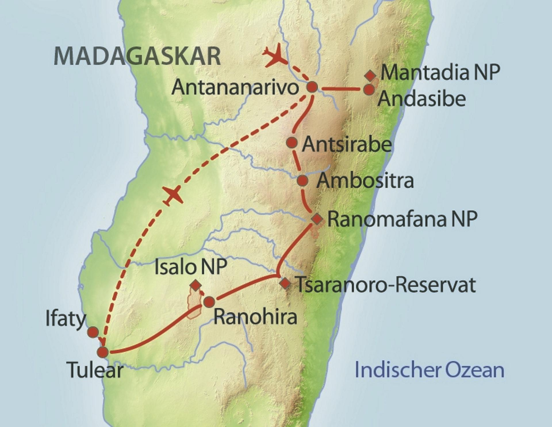 Madagaskars Tierwelt Natur Und Kultur Karawane
