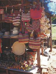 Kunsthandwerkermarkt auf Madagaskar, ©Karawane
