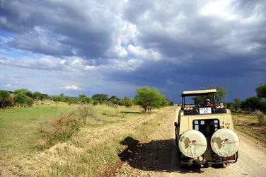 Tansania, Serengeti, Fahrzeug ©Tanzania Experience, ©Tanzania Experience
