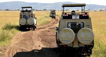 Tansania, Serengeti, Fahrzeuge ©Tanzania Experience, ©Tanzania Experience