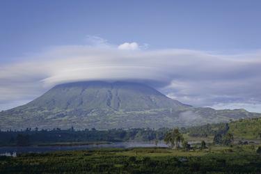 Vulkan Muhabura Uganda