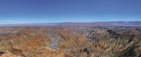 Fish River Canyon © milosk50 Adope Stock