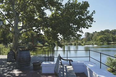 Weingut in Stellenbosch, ©Karawane