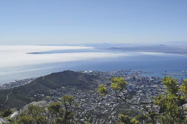 Blick auf Kapstadt, ©Karawane