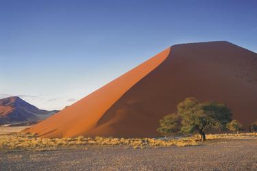 Sossuvlei Namibia © luliia Sokolovska fotolia