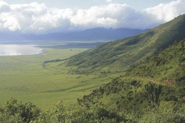 Ngorongoro-Krater © Lernidee