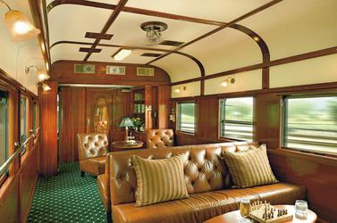 Rovos Rail, Club Lounge © Lernidee