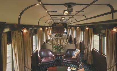 Rovos Rail Loungewagen © Rovos Rail Tous - Lernidee