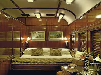 Rovos Rail, Deluxe-Suite © Lernidee