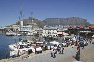 Kapstadt Waterfront, Südafrika, ©Reincke 2011
