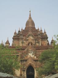Htilominlo Tempel, ©Karawane