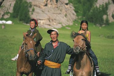 Mongolei