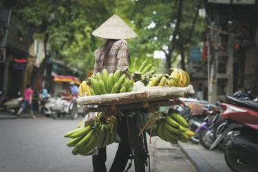 Straßen in Hanoi ©Hanoi Photography Fotolia