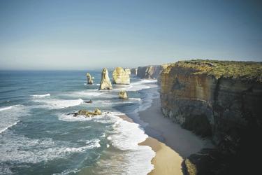 Die 12 Apostel an der Great Ocean Road