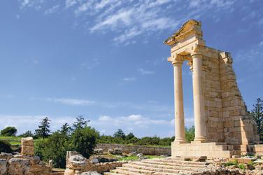 Die Ruinen der Tempel des Apollo Hylates, ©Kirill Makarov