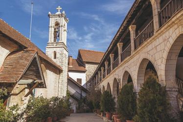 Kloster Chrysorrogiatissa bei Paphos, ©kirill_µ - Fotolia