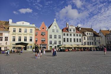 Tallinn, Rathausplatz, ©Jaak Nilson