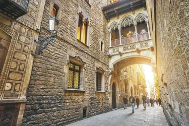 Barcelona, ©Buzz Spain