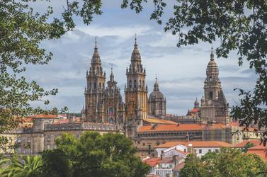 Santiage de Compostela, ©Buzz Spain
