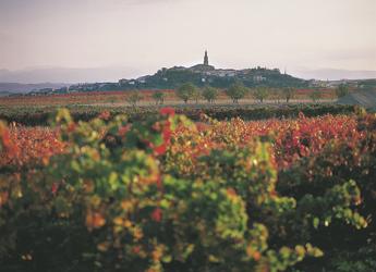 Briones im Rioja Gebiet