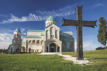 Bagrati Kathedrale in Kutaisi - ©wiktor bubniak - Fotolia, ©wiktor bubniak - Fotolia