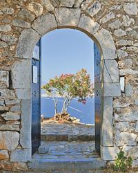 Griechenland - Nauplia Palamadi Fort © sborisov - Fotolia - stock.adobe.com