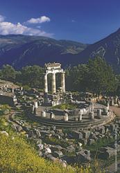 Antike Welt Epirus Quelle: Giannoulis Travel