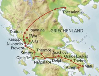 Antike Welt Epirus