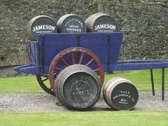 Jameson Whiskey Brauerei, Irland, ©Werner Specht