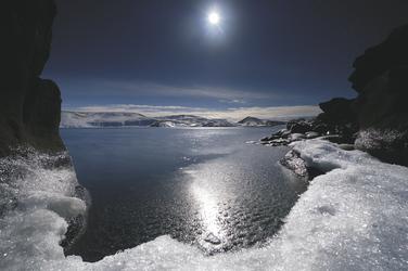 Kleifarvatn im Winter - ©Visit Reykjanes