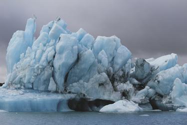 Gletschersee Jökulsarlon, ©Karawane