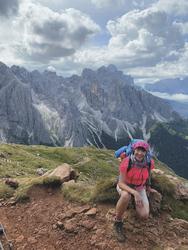 Seiser Alm - Weg zum Tierser Alpl , ©Hagen Alpin Tours