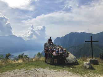 Blick auf dem Gardasee , ©Hagen Alpin Tours