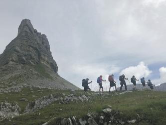 Brenta Dolomiten, ©Hagen Alpin Tours