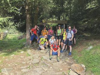 Meraner Höhenweg -Weg der 1.000 Stufen, ©Hagen Alpin Tours