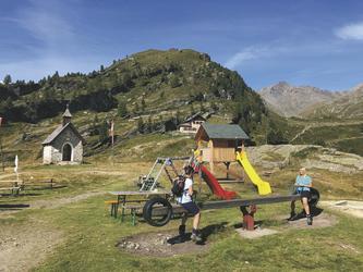Zufallhütte , ©Hagen Alpin Tours