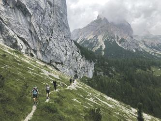 Quer durch die Brenta, ©Hagen Alpin Tours