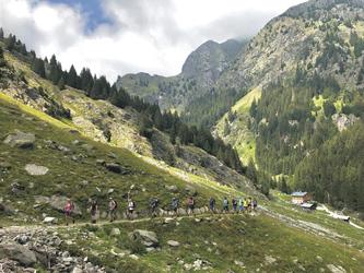 Meraner Höhenweg zweite Etappe, ©Hagen Alpin Tours