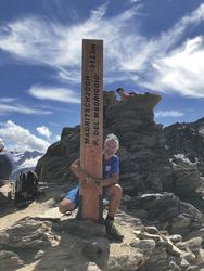 Madritschjoch erreicht , ©Hagen Alpin Tours