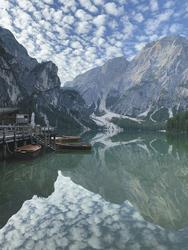 Pragser Wildsee , ©Hagen Alpin Tours