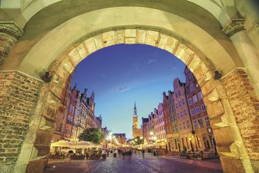 Danzig Rathaus (© Boris Stroujko / stock.adobe.com), ©Boris Stroujko - stock.adobe.com