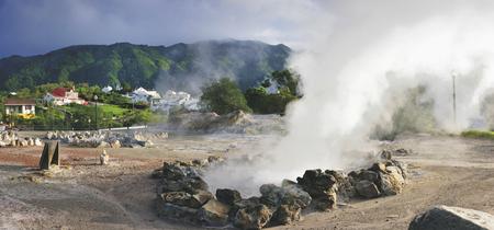 Heiße Quellen, ©Melo Travel