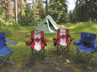Camping, ©Timberwolf