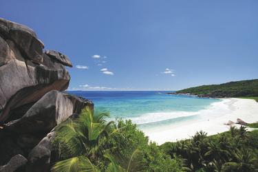 Grand Anse auf La Digue - copyright Variety Cruises