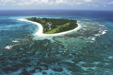 Bird Island von oben - copyright Variety Cruises, ©Variety Cruises