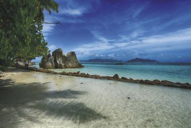 Strand auf den Seychellen - copyright Variety Cruises, ©A.Daryl Gungadoo