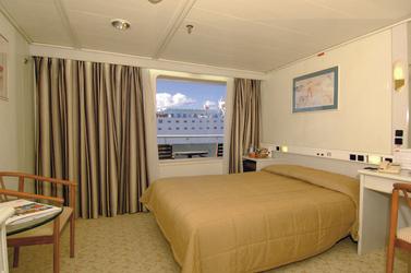 Penthouse Suite mit Balkon