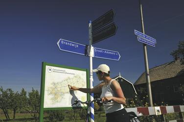 Auf Fahrradtour in Südholland, ©se tours