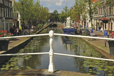 Gracht in Amsterdam, ©Markus Abeling
