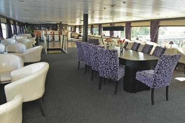 Die Lounge der MS SERENA